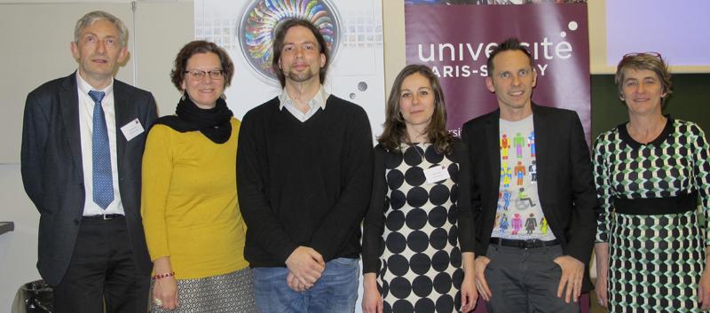 Groupe de travail diversité et handicap - Handiversité 2016 -Université Paris-Saclay
